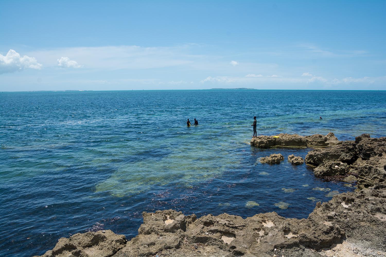 ヴィランクーロの海