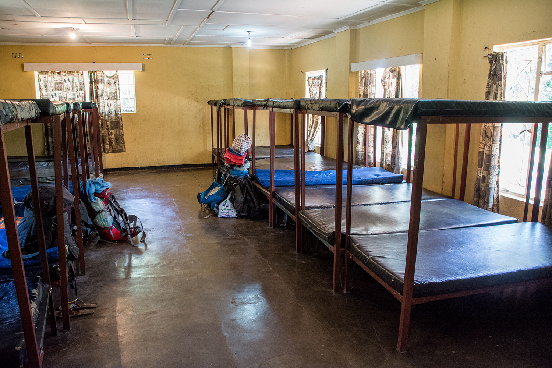 グレートジンバブエ遺跡の安宿