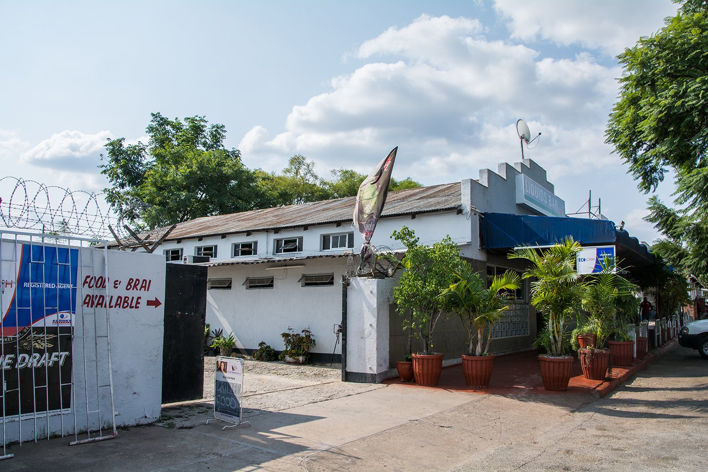 マシンゴのレストラン