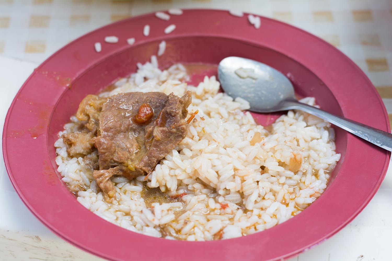 ナミビアの飯