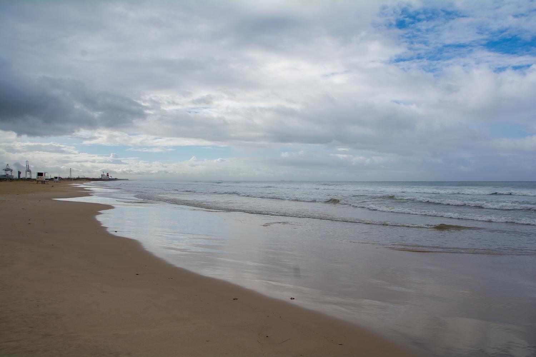 ポートエリザベスの海