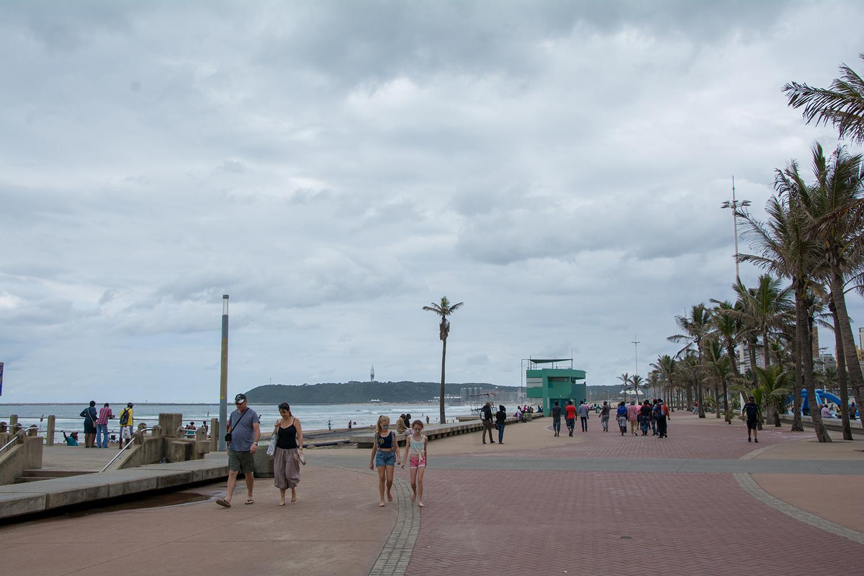 ダーバンの海