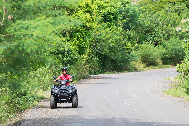マダガスカルでバギー
