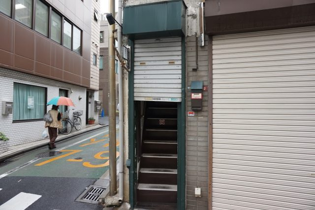 吉田カレー外観